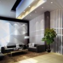Business Meeting Room Scene 3d Max Model Free