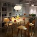 Modern Style Restaurant Kitchen 3d Max Model