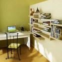 Minimalist Study Room Interior Design 3d Max Model
