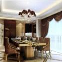 Modern Coffee Restaurant Interior