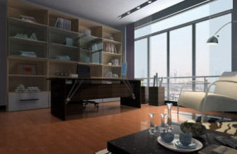 Modern Interior Design Library Room 3d Max Model Free (3ds