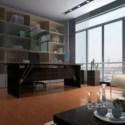 Modern Interior Design Library Room 3d Max Model Free