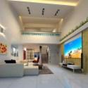 Duplex Living Room 3d Max Model Free