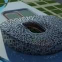 Beijing Olympic Nest Stadium 3d Max Model Free
