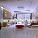 Minimalist Design Modern Living Room 3d Max Model Free