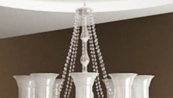White Crystal Chandelier 3d Max Model Free (3ds,Max) Free