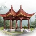 Chinese Architecture Pavilion  Free