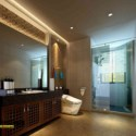 3d Max Model Interior Bathroom