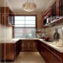Kitchen Design Interior Scene