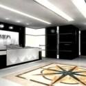 Company Reception Design 3d Max Model Free