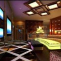 Deluxe Relax Interior Room 3d Max Model Free