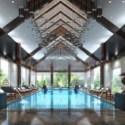 Indoor Swimming Pool 3dsMax Model Free