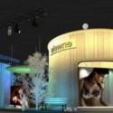 Shop Night Scene 3dsMax Model