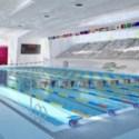 Swimming Competition Venue