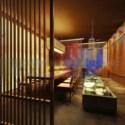 Classical Restaurant Scene