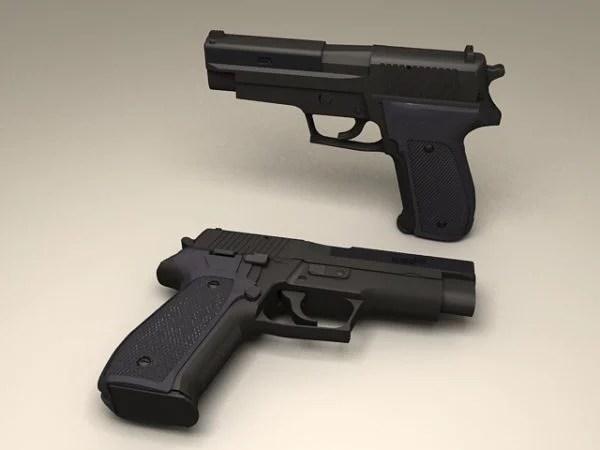 Sig Sauer P220 Pistol