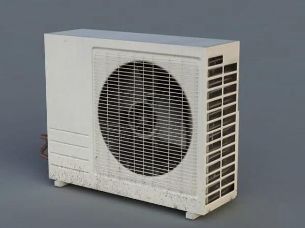 External Air Conditioner Unit