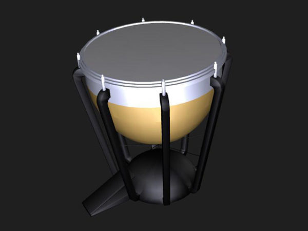 Basic Timpani Drum