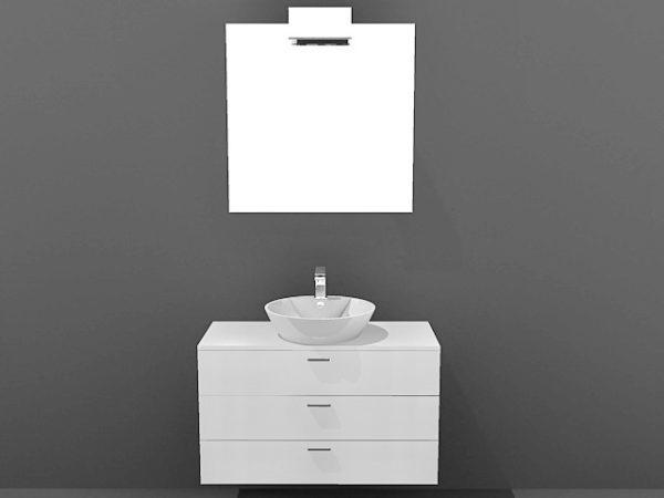 https open3dmodel com 3d models 3d model white single sink bathroom vanity 45361 html