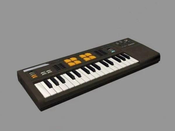 Casio Sk-5 Keyboard