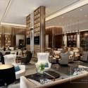 Antique Design Hotel Lounge Space Interior Scene