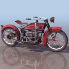 1923 Ace Motorcycle