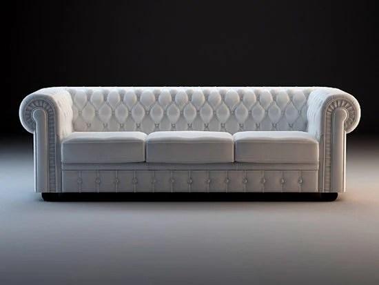 Strange Chesterfield Sofa Set Furniture Free 3Ds Max Model 3Ds Inzonedesignstudio Interior Chair Design Inzonedesignstudiocom