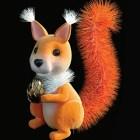 Cute Plush Toys Squirrel Belka