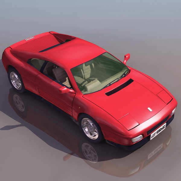 Ferrari 348 Sports Car