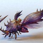 Giant Beetle Monster