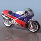 Honda Vfr750r Motorcycle