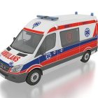 Mercedes Benz Ambulance Sprinter
