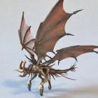 Mutant Dragon Monster