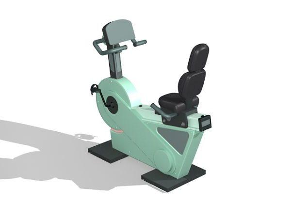 Fitness Equipment Recumbent Exercise Bike
