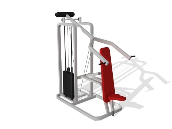 Fitness Body Lift Equipment