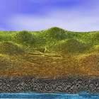 المناظر الطبيعية هيلز المنحدرات التضاريس