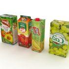 Juice Boxes Design