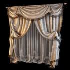 Plush Velvet Window Curtains