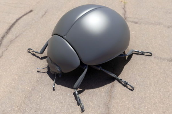 Animal Alder Leaf Beetle