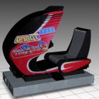 Turbo Outrun Arcade Machine