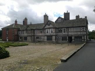 Adlington Hall heritage wedding venue