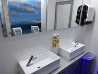 Bespoke toilet and shower blocks