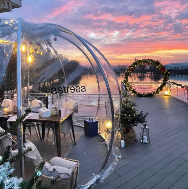 Astreea Igloos dome