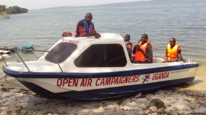 Reaching the unreached on Lake Victoria
