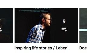 Inspiration via YouTube