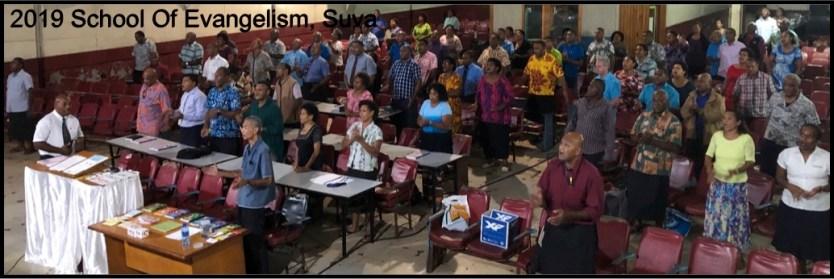 School of Evangelism, Fiji