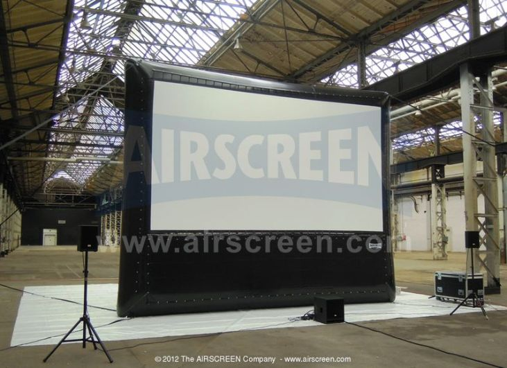 AIRSCREEN Showroom