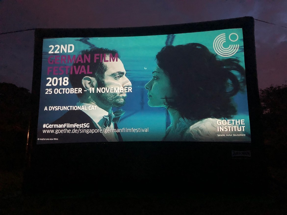 22nd German Film Festival Singapur