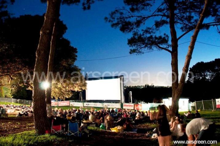 Moonlight Cinema im Belvedere Amphitheater
