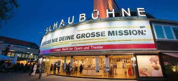 Lange Nacht der Opern und Theater Schaubühne
